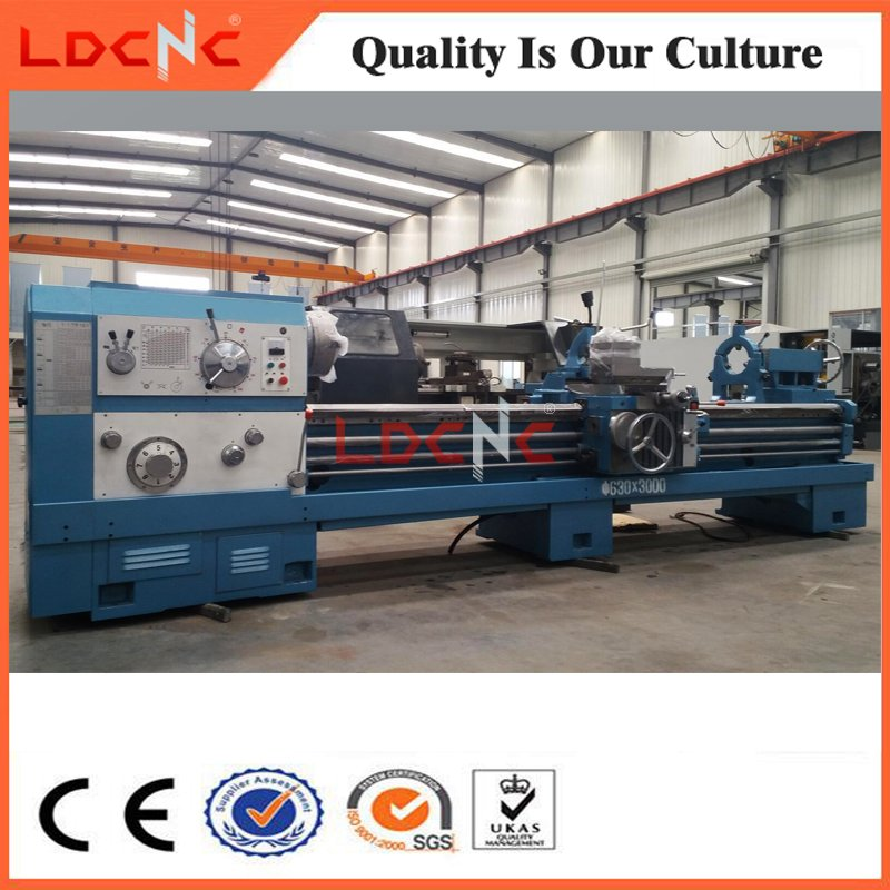 Cw6163 Light Duty Horizontal Economic Lathe Machine Price