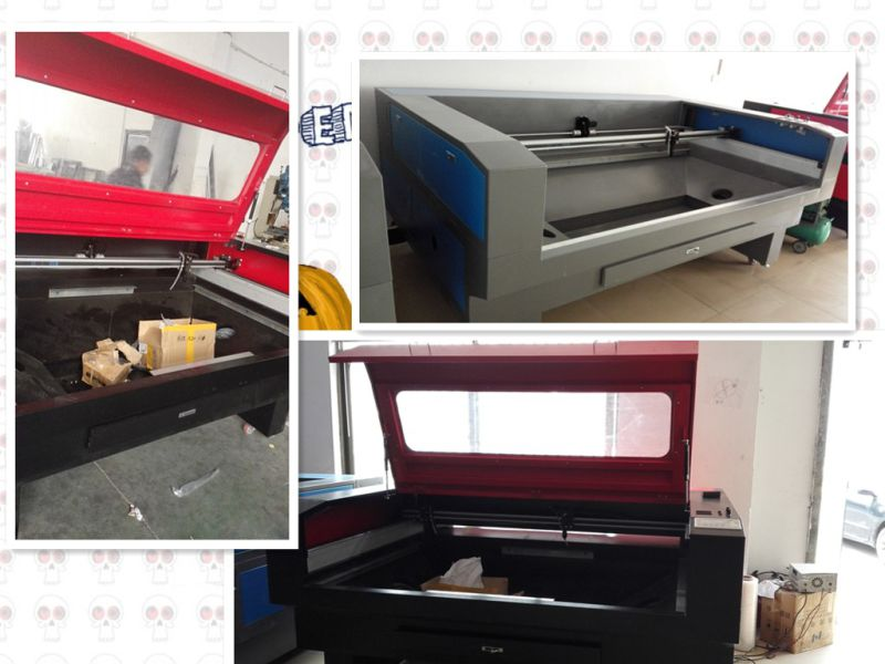 Laser Cutting Machine for MDF Fabric with Stable Performance