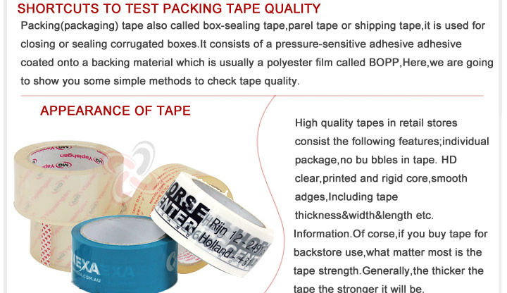 Printed Cello Tape