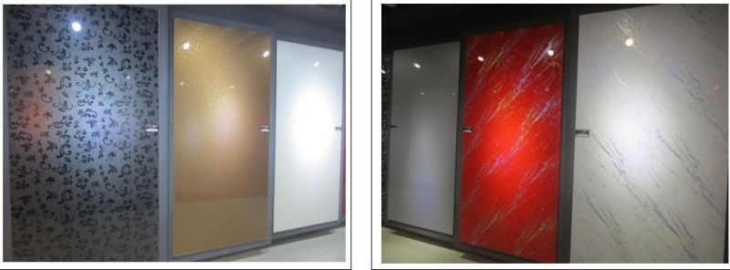 High Gloss Transparent Acrylic Board for Furniture (zhuv)