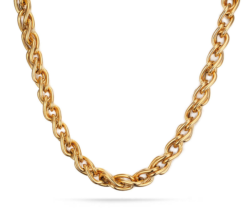 Fashion Jewelry Fashion Necklace Stainless Steel Chain (SH044)