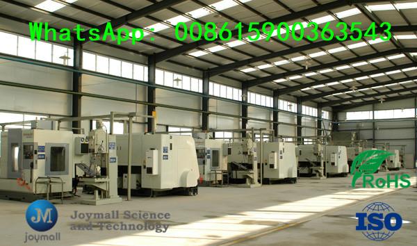 CNC Machine Center Aluminum Die Casting Part with Surface Treatment