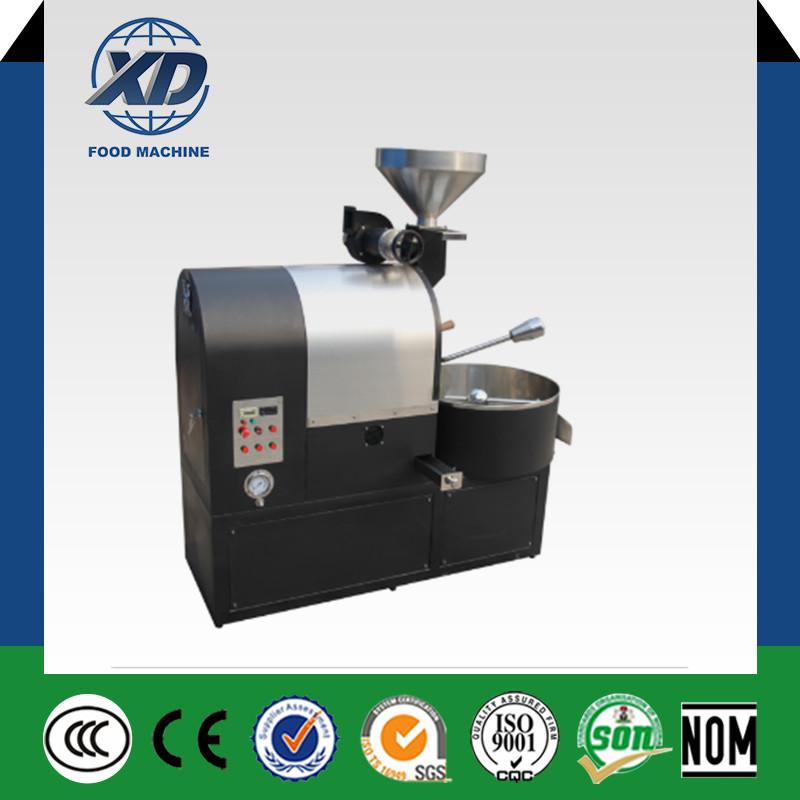 1kg 3kg 5kg 10kg 30 Kg 60kg Gas Heating Type Coffee Bean Roasting Baking Machine