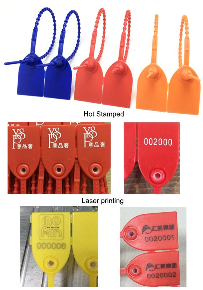 Plastic Seals, Truck Used Plastic Seals Jy280b