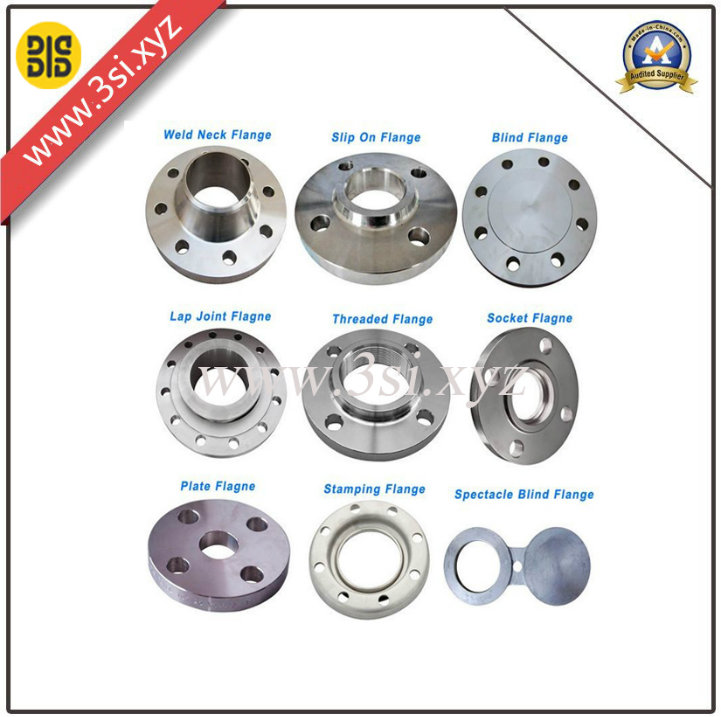 Hot Sale Stainless Steel Standard Slip on Flange (YZF-M131)