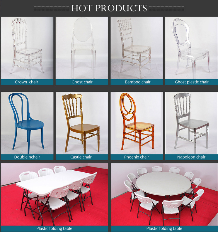 High Quality Banquet Wedding Hote Chair for Sale