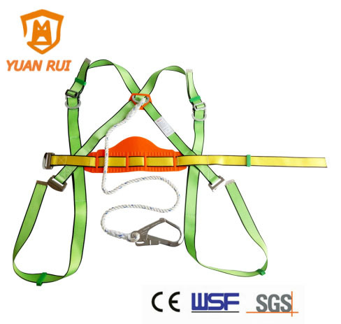Fall Protection Safety Harness Safefty Rope