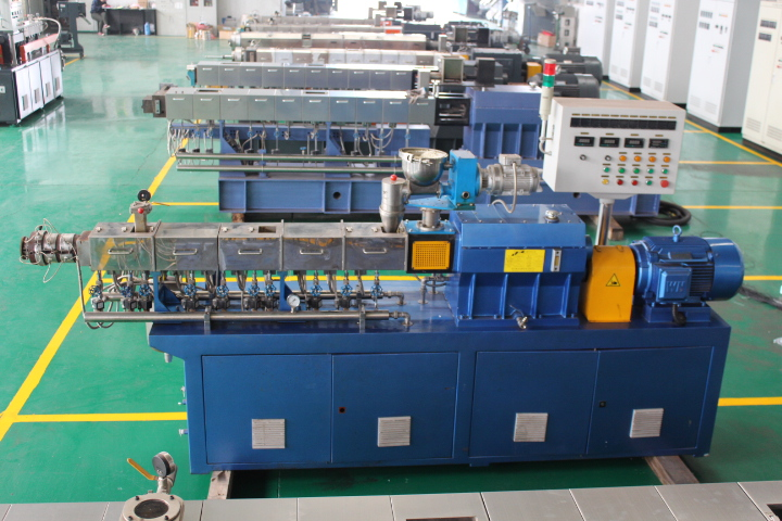 High Quality Tsh-40 Twin Screw Extrusion Machine