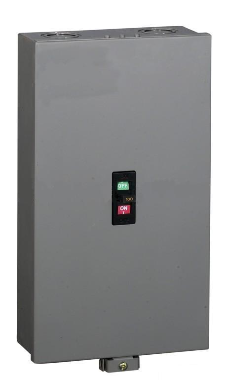 MCCB Distribution Box Electrical Circular Box