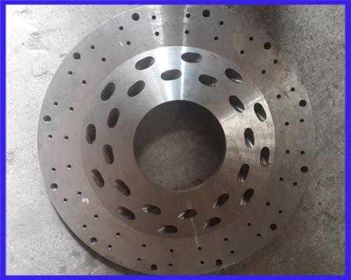 Carbon Steel GOST DIN En Forged Flange