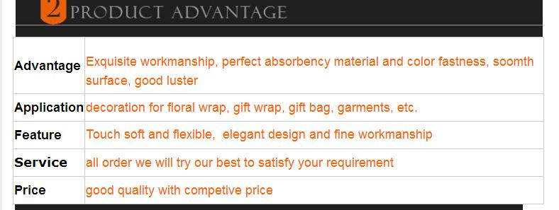 Provide The Different Width Woven Ribbon