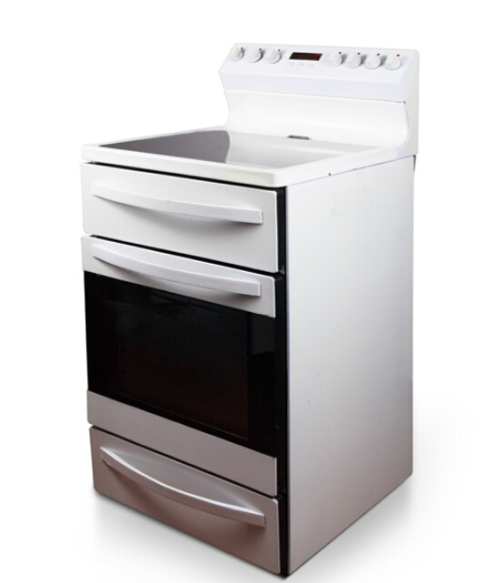 24 Inch Free Standing Electric Range Cooker with ETL, Ce