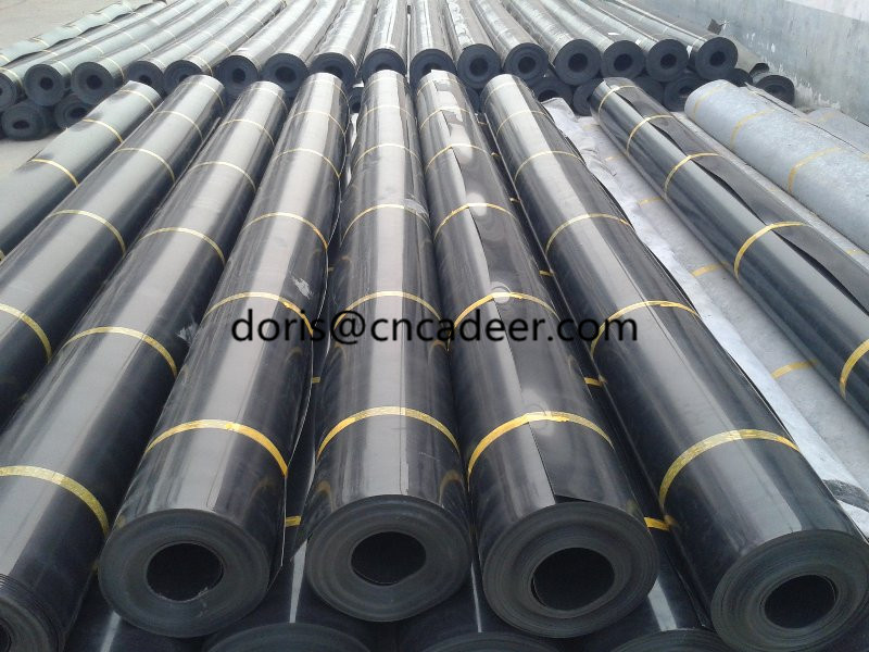 HDPE Pond Liner Geomembrane