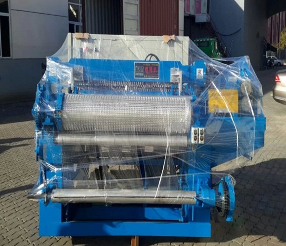 Automatic Welded Wire Mesh Making Machine (XM)