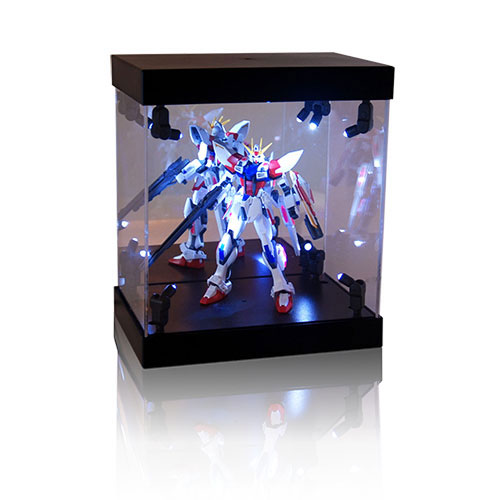 Pop Acrylic Display Box, Stable Advertising Acrylic Display Stand