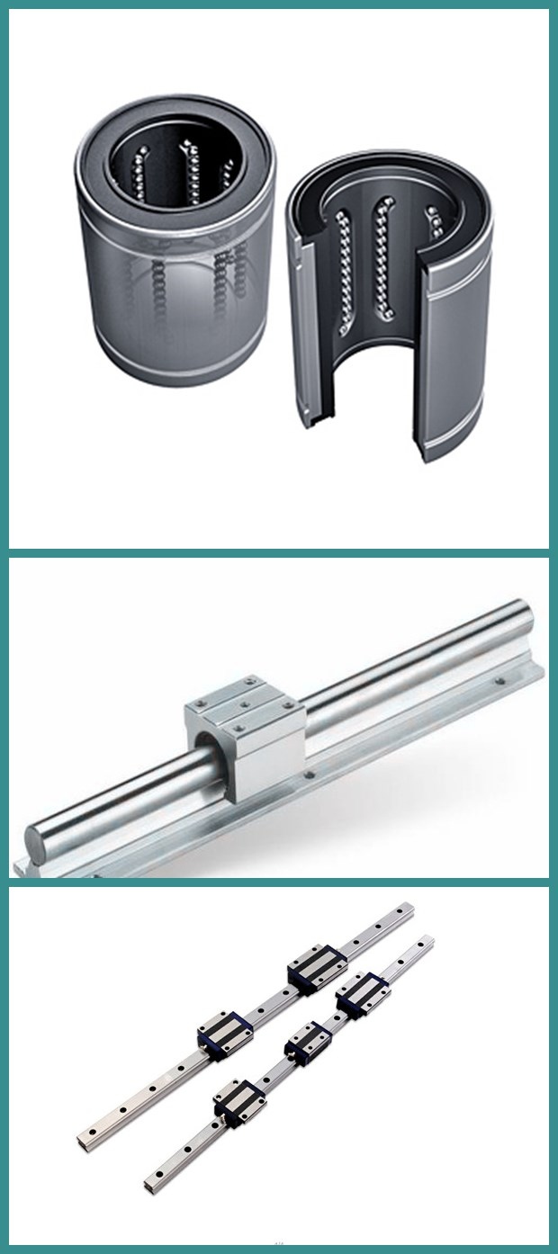 Linear Guide Rail/Linear Bearing/Linear Motion Ball Slide Unit Bearing