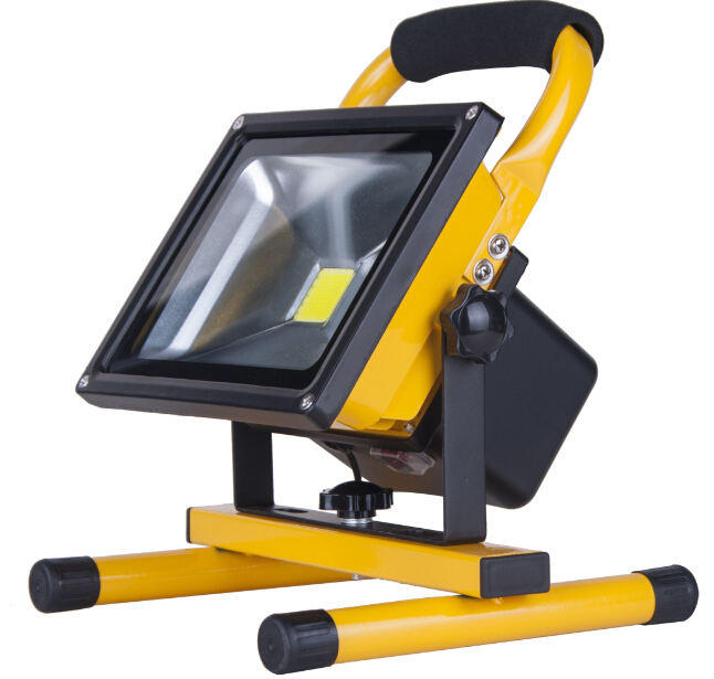 20W 2200mAh Rechargeable Portable LED Floodlight
