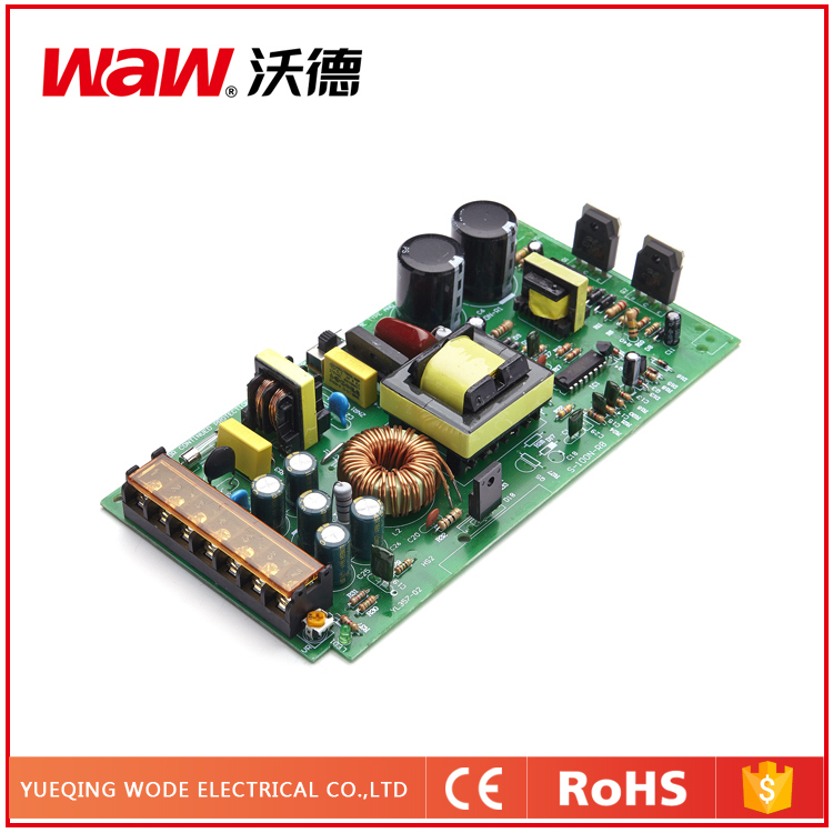 SMPS 100W 5V 20A Switching Power Supply with Short Circuit Protec