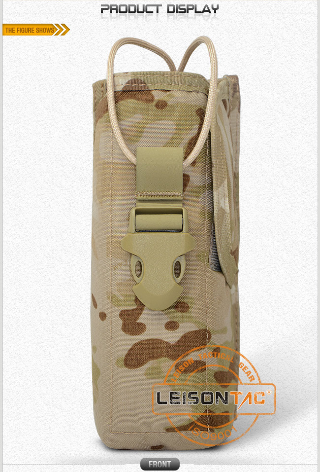 Tactical Wireless Interphone Holder Adopts 1000d Nylon