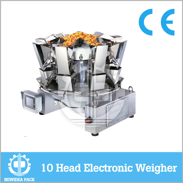 10 Head Multi-Head Combination Weigher