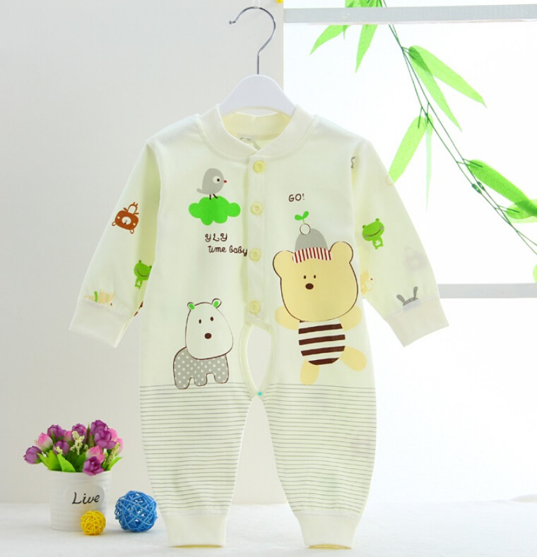 Cotton Baby Romper Infant Apparel