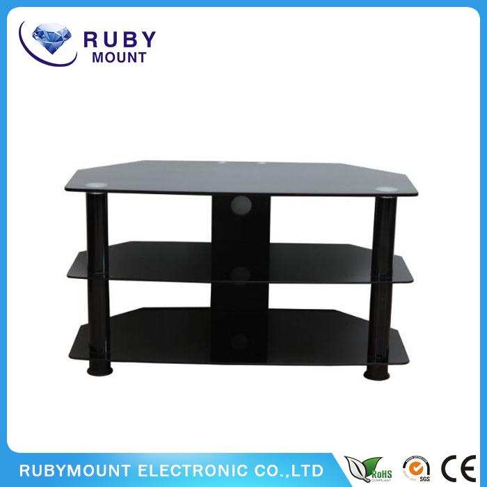 Living Room Furniture Black 70 Inch TV Stand