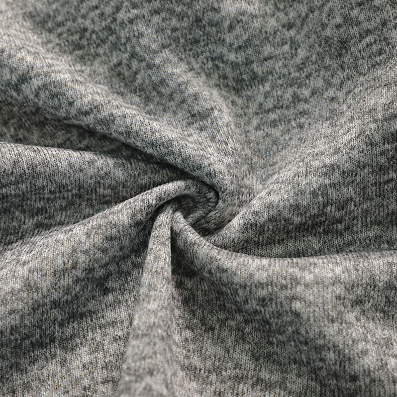 Hacci Brushed Fabric Double Side Brushed Knit Fabric