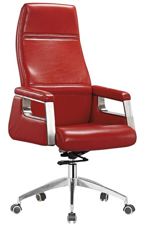 Modern High Back Swivel Office Executive Boss Manager Chair (HF-A1502)