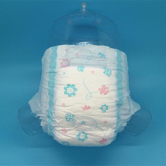 Softcare Quality Baby Diaper Napkin for Ghana Marke