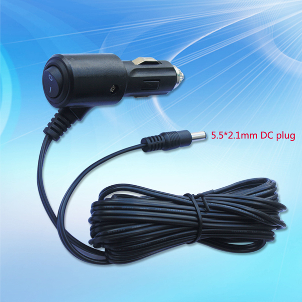 AMP 2pin Connector Car Cigarette Lighter