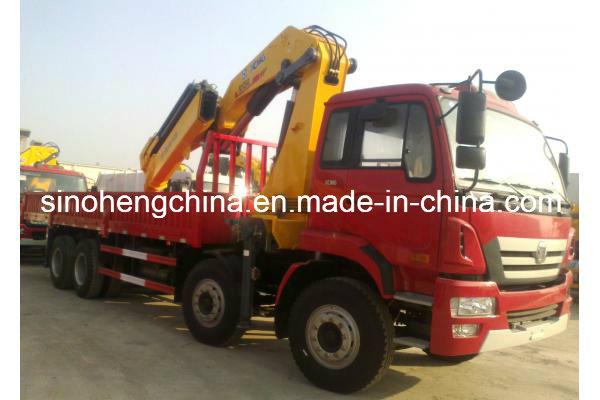XCMG 12 Ton Truck Mounted Crane Sq12zk3q