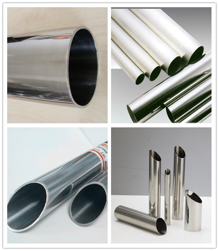 ASME SA270 Tp316L Stainless Steel Sanitary Pipe with Good Price