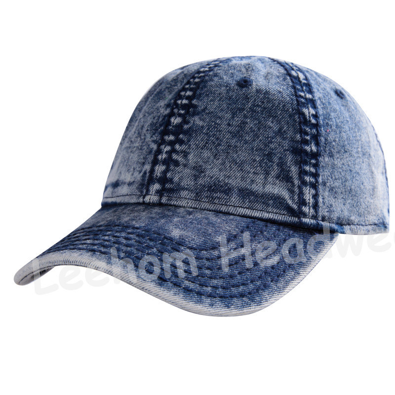 New Custom Promotional Sports Item Blank Plain Baseball Hat Cap