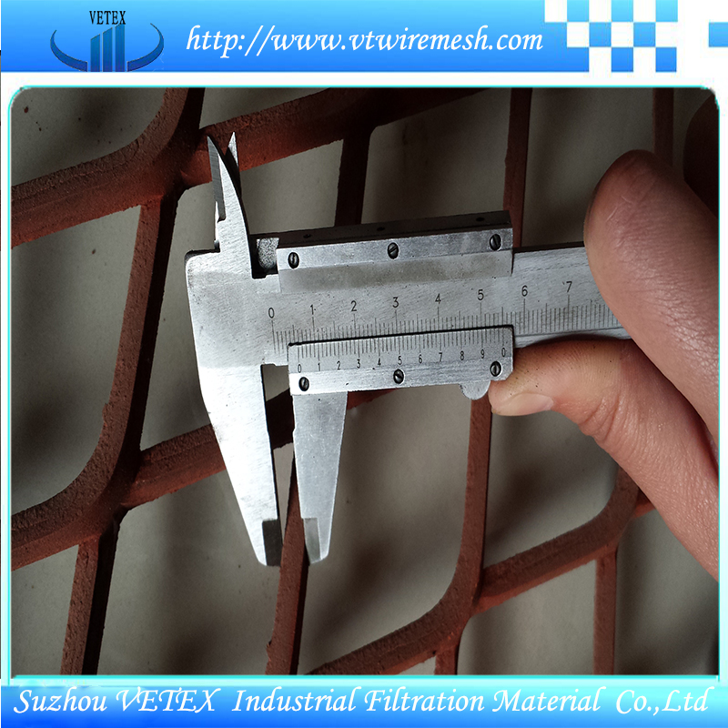Stainless Steel Expanded Wire Mesh Used in Decorative Ceiling