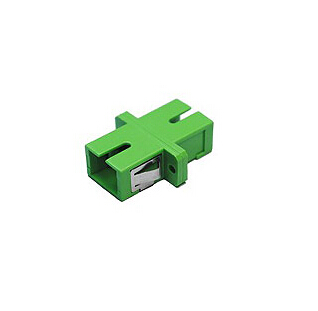 Sc/Upc Simplex Fiber Optic Adapter