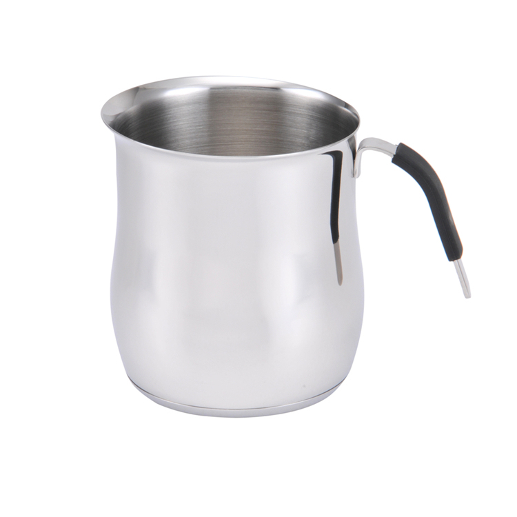 AAA Exquisite Design Stainless Steel Coffee Pot Mug Cup Warmer Set