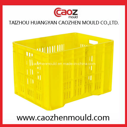 Hot Selling Plastic Injection Banana Crate Mould/Mold