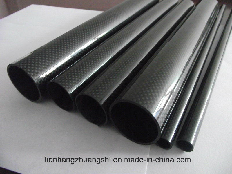 Light Weight Carbon Fiber Square Tube
