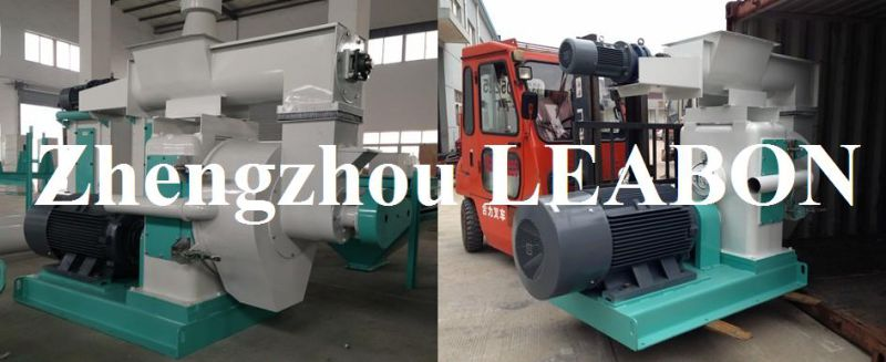 Horizontal Ring Die Wood Pellet Extruder The Bio Pellet Making