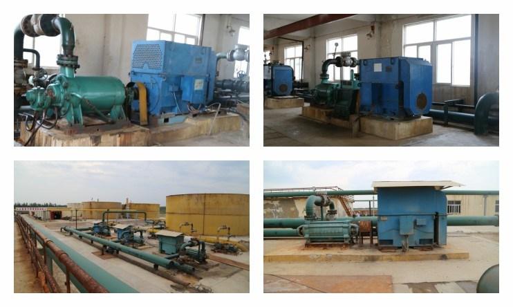 Duplex Stainless Steel Multistage Centrifugal Sea Water Marine Pump