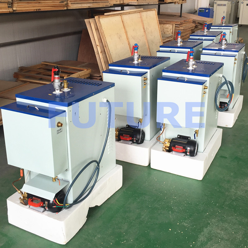 Compact Electric Steam Boiler for Home Usage
