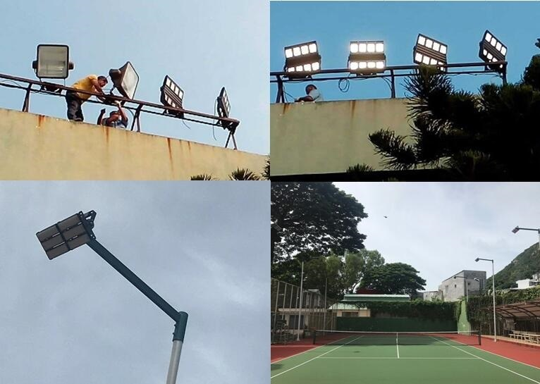 Newest Top Selling High Quality 400W LED Flood Light IP65