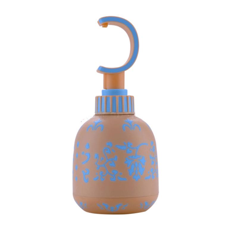 500ml Screw Locked Plastic Soap Foam Pump Bottle (NB232)