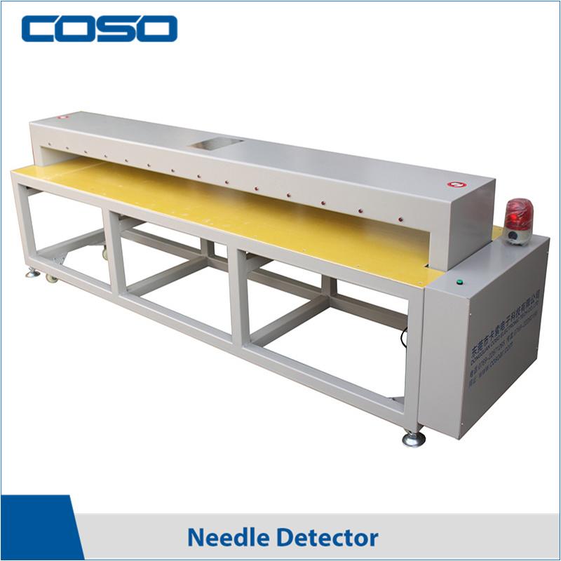 Broken Needle Detector for Garment Factory