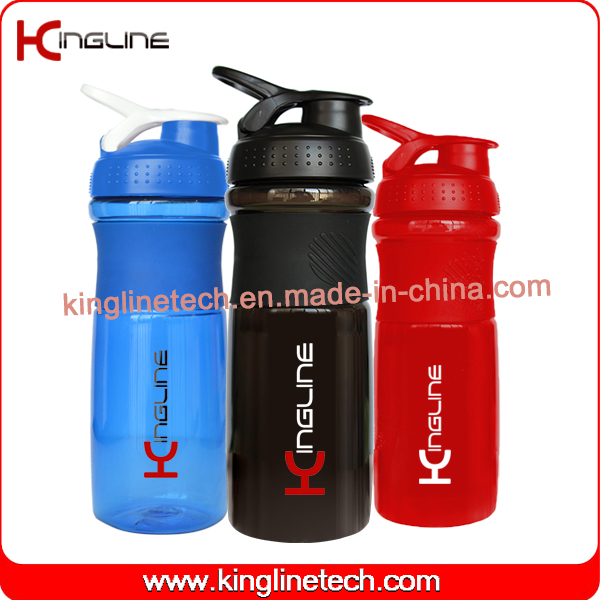 New design 750ml best quality drink shaker bottle (KL-7063)