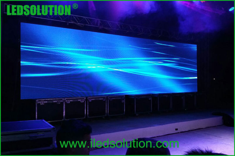 576mm*576mm Indoor Outdoor Light Weight LED Display Panel P3, P6