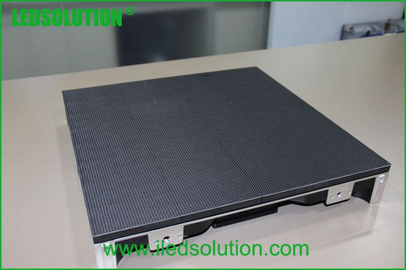 500X500mm Indoor Front Service Die-Cast LED Display Panel