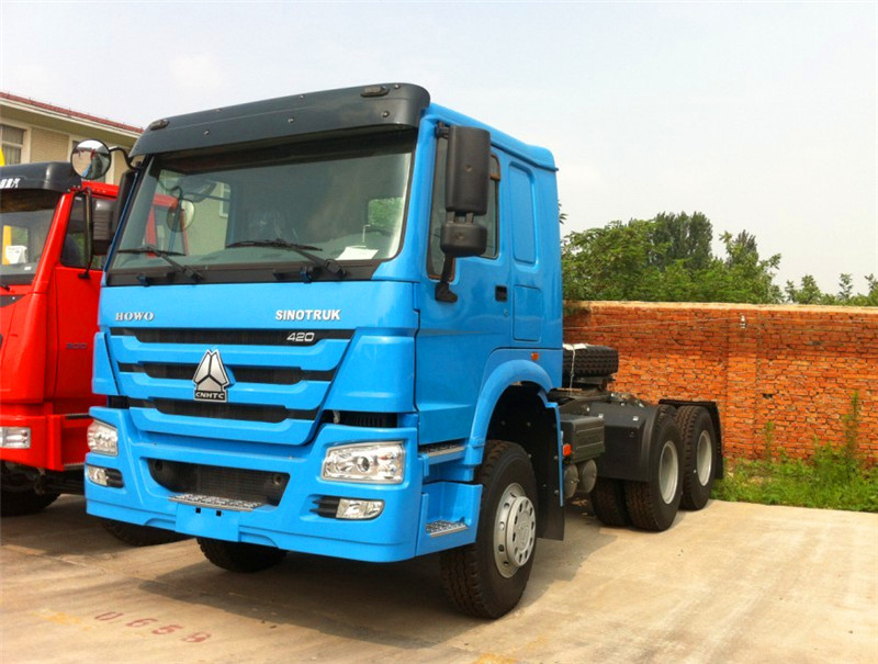 Cnhtc Sinotruk HOWO 30 Tons Tractor Truck for Sale