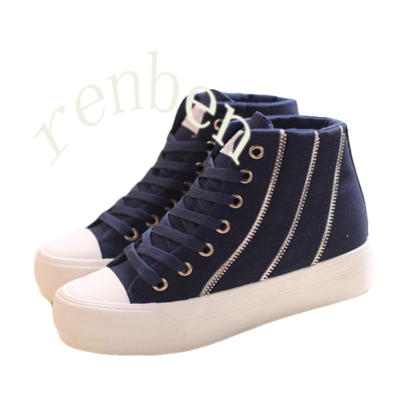 New Hot Arriving Footwear Women's Casual Canvas Shoes
