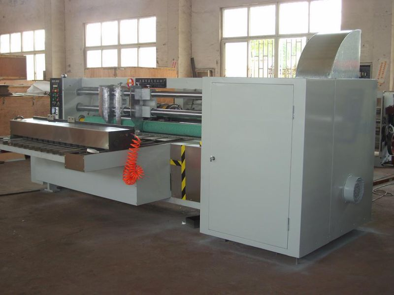 Gzk-C Auto Slotting Machine